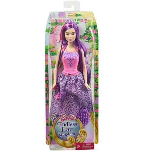 Barbie Uzun Saçlı Prensesler Dkb56