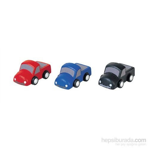 Plantoys Mini Kamyonlar (Mini Trucks)