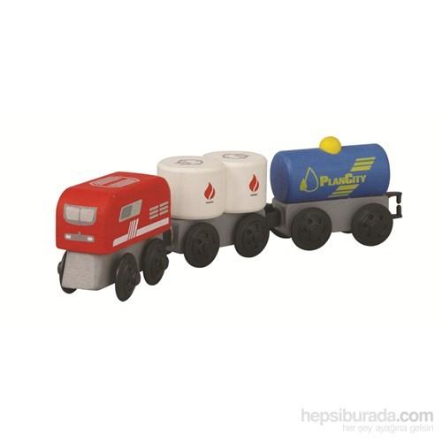 Plantoys Yakıt Treni (Fuel Train)