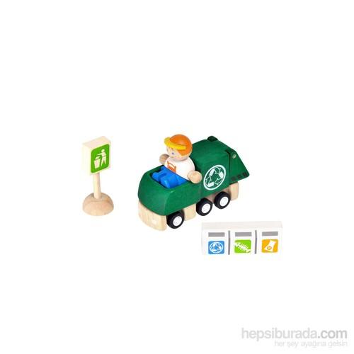 Plantoys Sokak Temizleyici Seti (Street Cleaner Set)