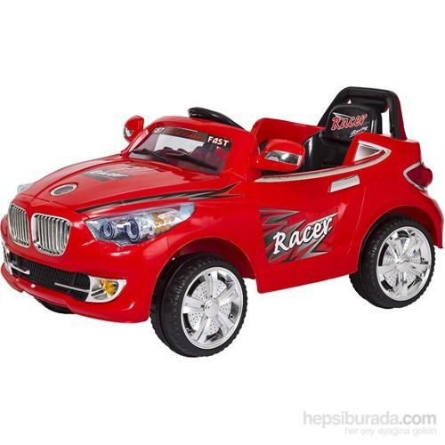 Baby2Go 9335 Uzaktan Kumandalı 12V Akülü Araba / Kırmızı