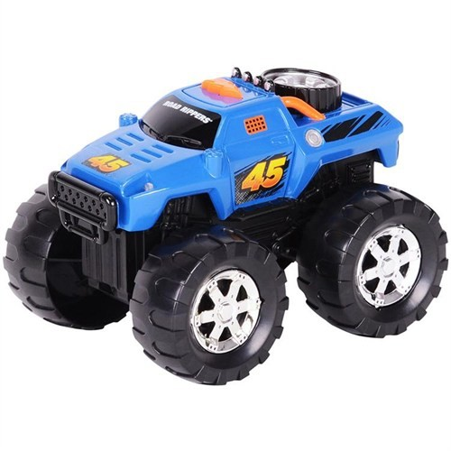 Rr Mini Roadster Rides Sesli Arazi Aracı 10 Cm Mavi