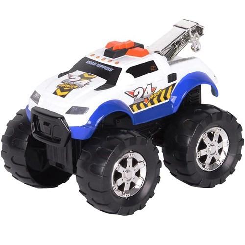 Rr Mini Roadster Rides Sesli Arazi Aracı 10 Cm Beyaz