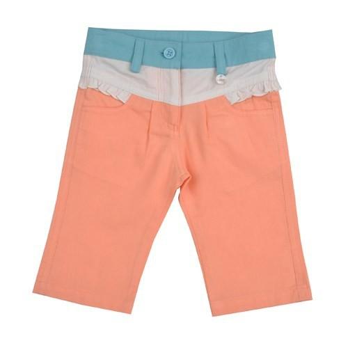 Zeyland Kız Çocuk Oranj Pantolon K-41M202zcs02