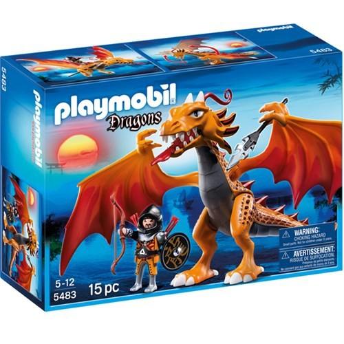 Playmobil Ateş Saçan Küçük Dragon 5483