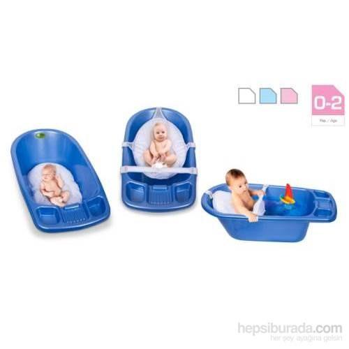 Sevi Bebe Çok Fonksiyonlu Bebek Yıkama Filesi Minderi - Beyaz
