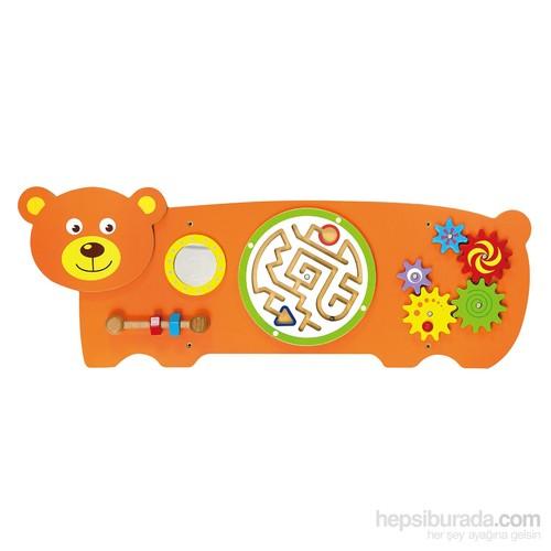 Vıga Toys Duvar Oyunu - Ayıcık