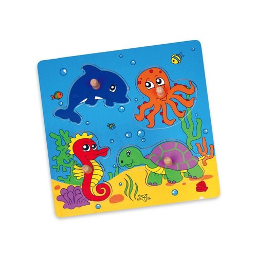 Vıga Toys Denizaltı Puzzle