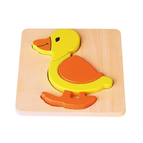 Vıga Toys 2D Ördek Puzzle