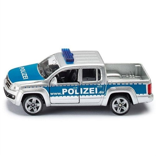 Siku Polis Pick Up 1406