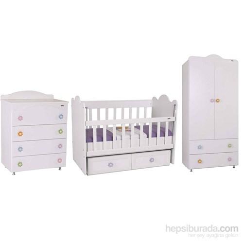 Babyhope Modüler Bebek Odası Takımı
