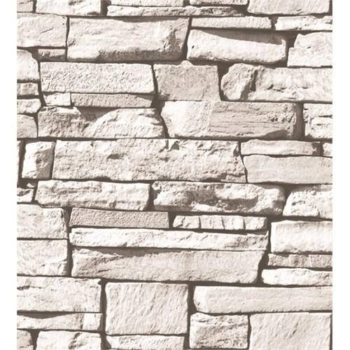 Bien Wallpaper 8850 Taş Desen Duvar Kağıdı