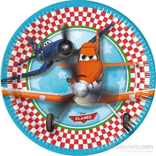 Dısney Planes Tabak 23 Cm (8 Ad)