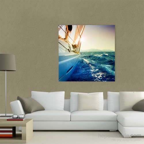 Atlantis Tablo Yelkenli 50X50 Cm