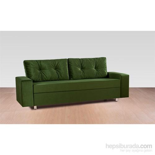 Sigma Tasarım Bari Sandıklı Kanepe Yeşil