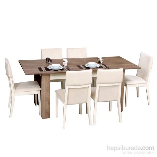 Pasific Home Bois Açılır Yemek Masası