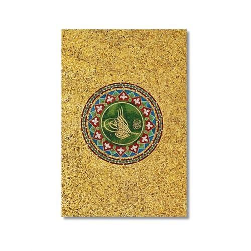 Tictac Osmanlı Tuğra 2 Kanvas Tablo - 40X60 Cm
