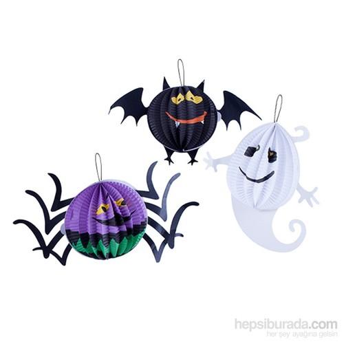 KullanAtMarket Halloween Cadılar Bayramı Fener Seti