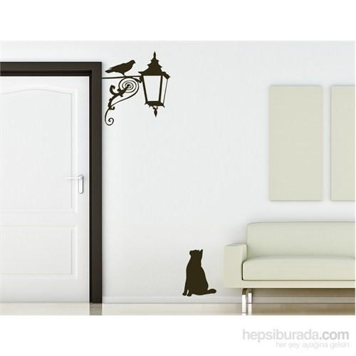 Kedi Sokak Lambası