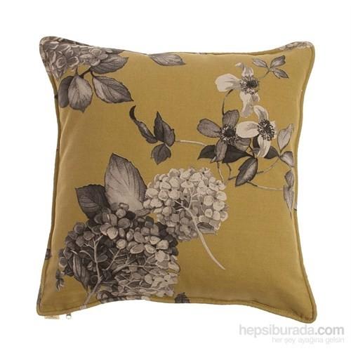 Yastıkminder Koton Fıstık Giri Ortancalar Decoratif Yastık