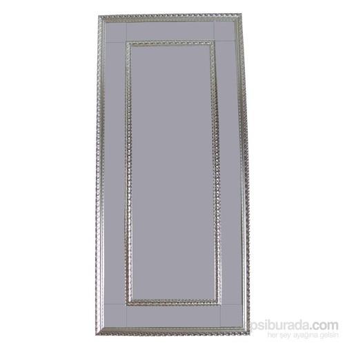 Klasik Ayna 52x113 Silver