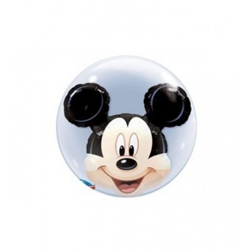 Parti Şöleni Mickey Mouse Bubbless Folyo
