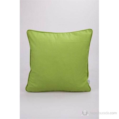 Moreno Kırlent -Yeşil