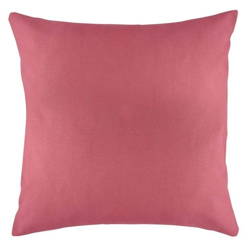 Gravel Soft Pembe Dekoratif Yastık
