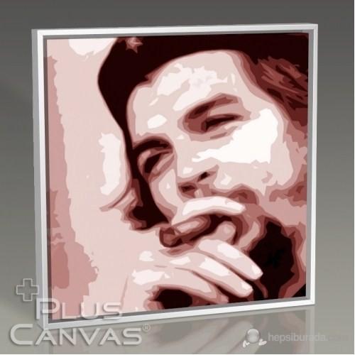 Pluscanvas - Che Guevara - Cigar Tablo