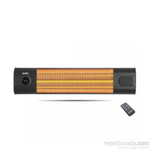 Simfer Thermal 2500W Uk Karbon Isıtıcı