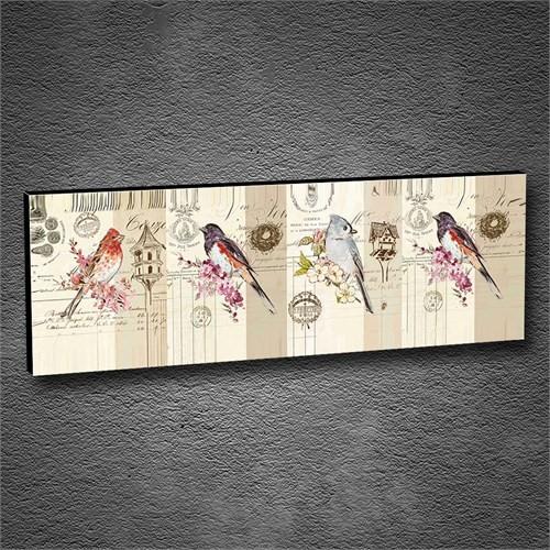 Artmoda - Kabartmalı Kuşlar Tablo