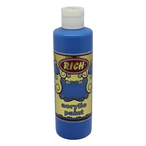 Rich Akrilik Boya 260 Cc Mavi