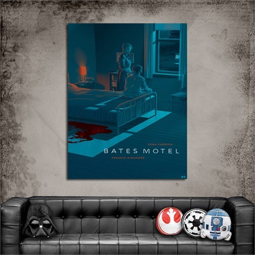 Artred Gallery 50X75 Film Afişleri Tablo - 35