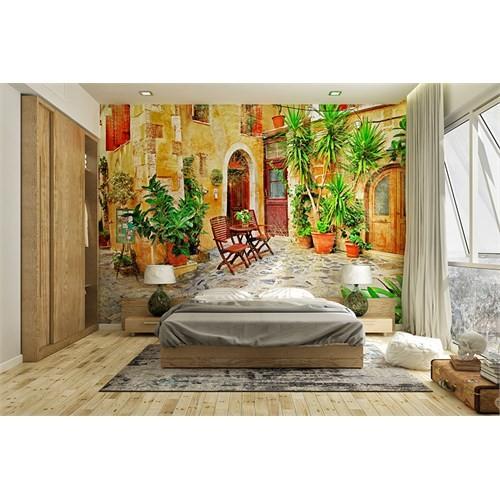 Iwall Resimli İlkbahar Duvar Kağıdı 370X250
