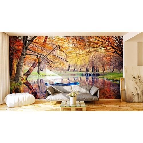 Iwall Resimli Sonbahar Duvar Kağıdı 370X250