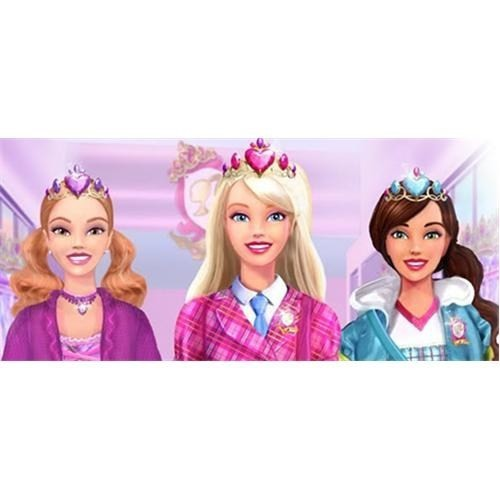 Partişöleni Barbie Doğum Günü Parti Seti 24 Kişilik Superset