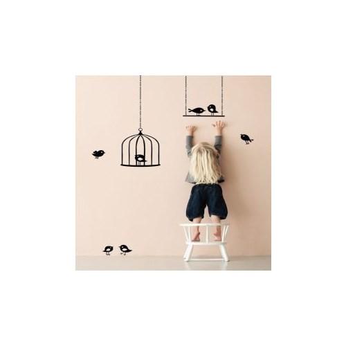 I Love My Wall Çocuk Odası (Kıds-101)Sticker(Baykuş Sticker Hediye!)