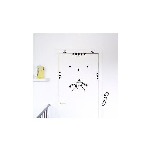 I Love My Wall Çocuk Odası (Kıds-108)Sticker(Baykuş Sticker Hediye!)