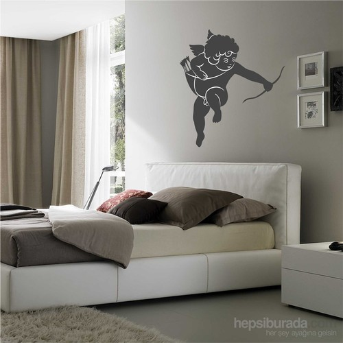 I Love My Wall Modern (Mdn-082)Sticker(Baykuş Sticker Hediye!)