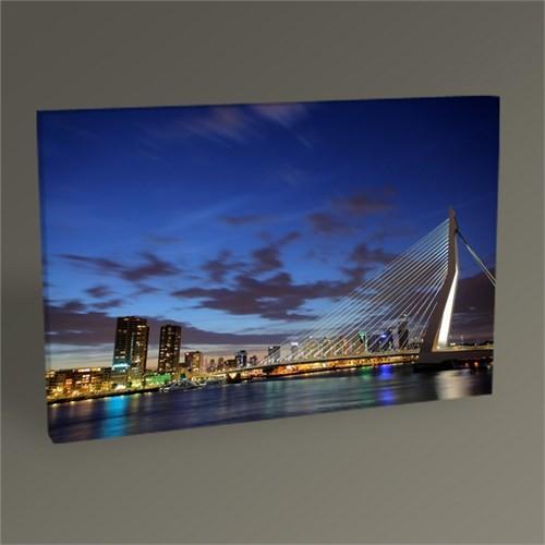 Tablo 360 Rotterdam Erasmus Bridge Tablo 45X30