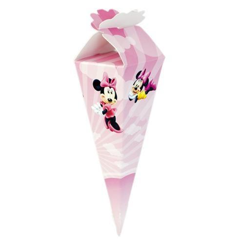 Minnie Mouse Şeker Külahı