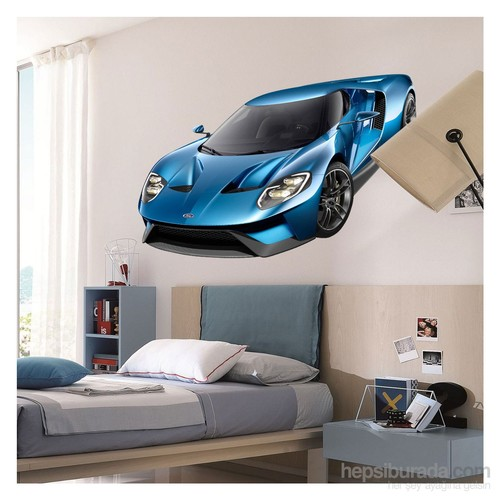 Artikel Dream Cars-1 Dev Duvar Sticker Dp-1468