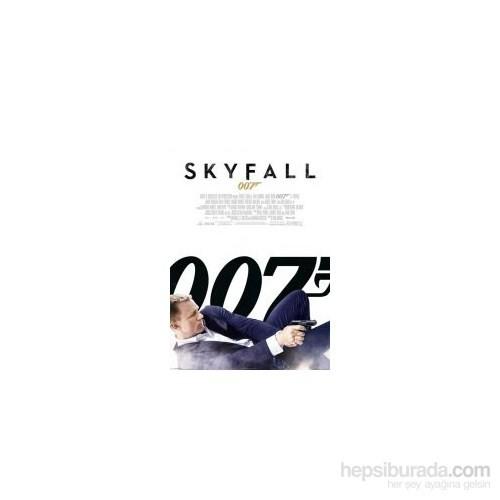 Maxi Poster James Bond Skyfall One Sheet White