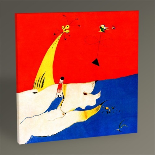 Tablo 360 Joan Miro Landscape Tablo 30X30