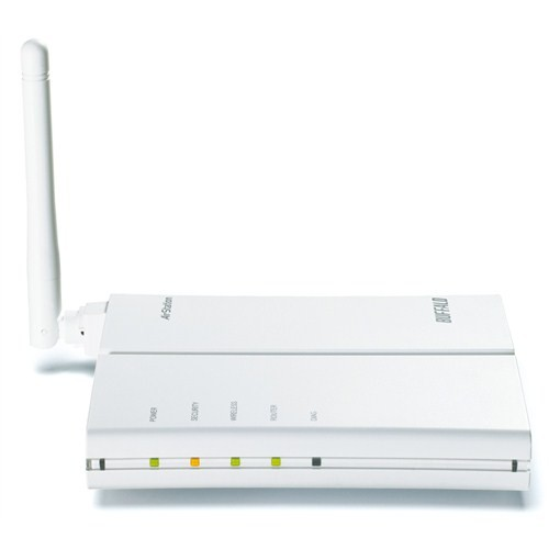 Buffalo AS N150 4xLAN ADSL2+ Modem Router
