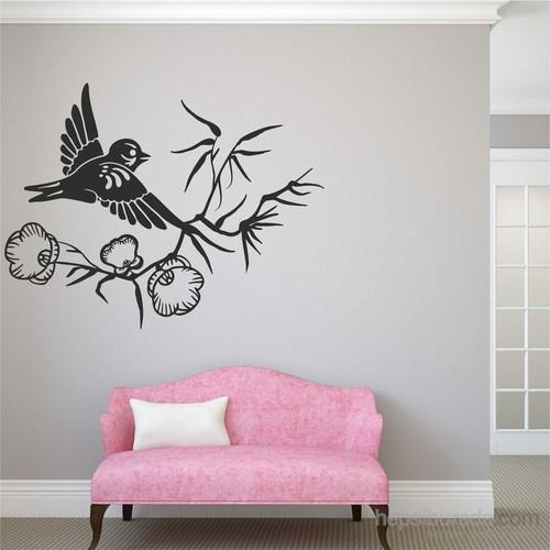 I Love My Wall Modern (Mdn-099)Sticker(Baykuş Sticker Hediye!)