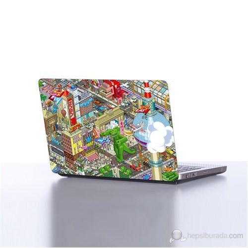 Dekorjinal Laptop StickerDLP78