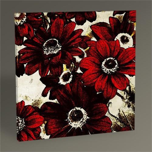 Tablo 360 Vintage Floral Tablo 30X30