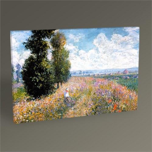 Tablo 360 Claude Monet Kırdaki Kavak Ağaçları Tablo 45X30
