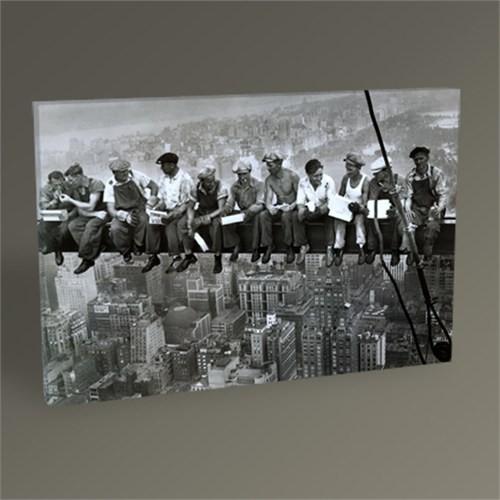 Tablo 360 New York İşçiler Tablo 45X30